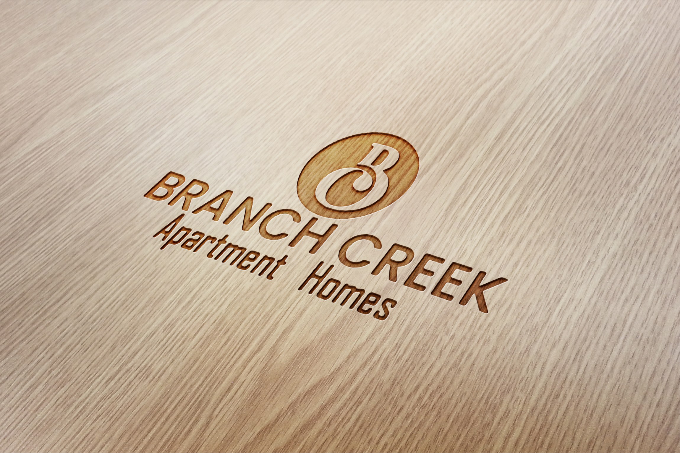 I will Design a professional and attractive wood logo
