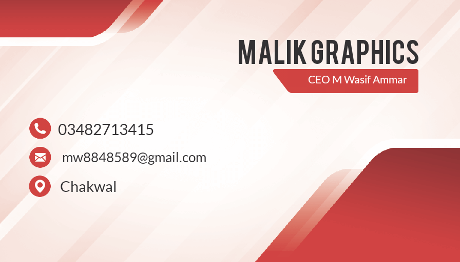 Business Card and Photo Editing