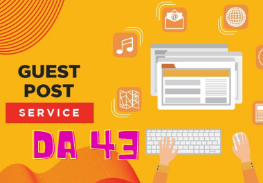 I will publish guest posts on a business blog da43