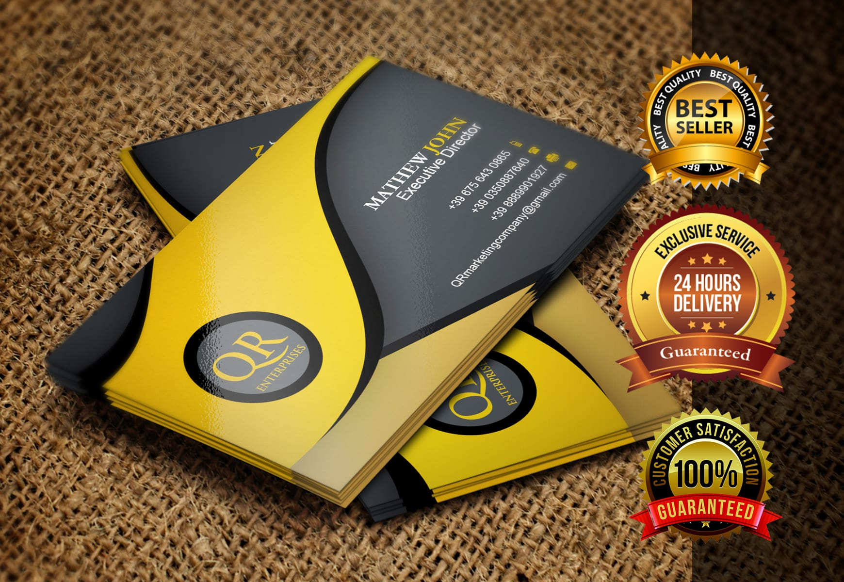 I will do Visiting,  Business Cards Design