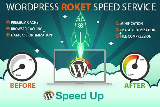WORDPRESS WEBSITE SPEED OPTIMIZATION & BETTER YOUR SITE LOAD TIME