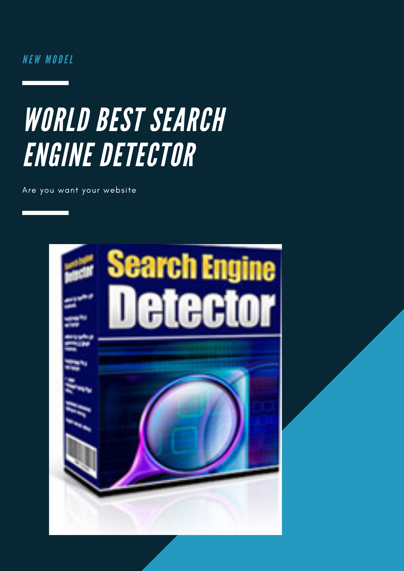 World best search engine software