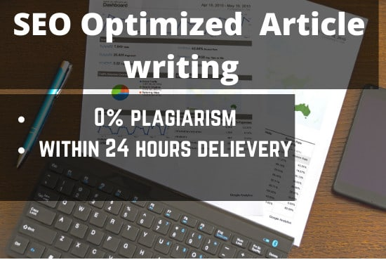 Get SEO Optimized article in 5 for 1000 words ORIGINAL
