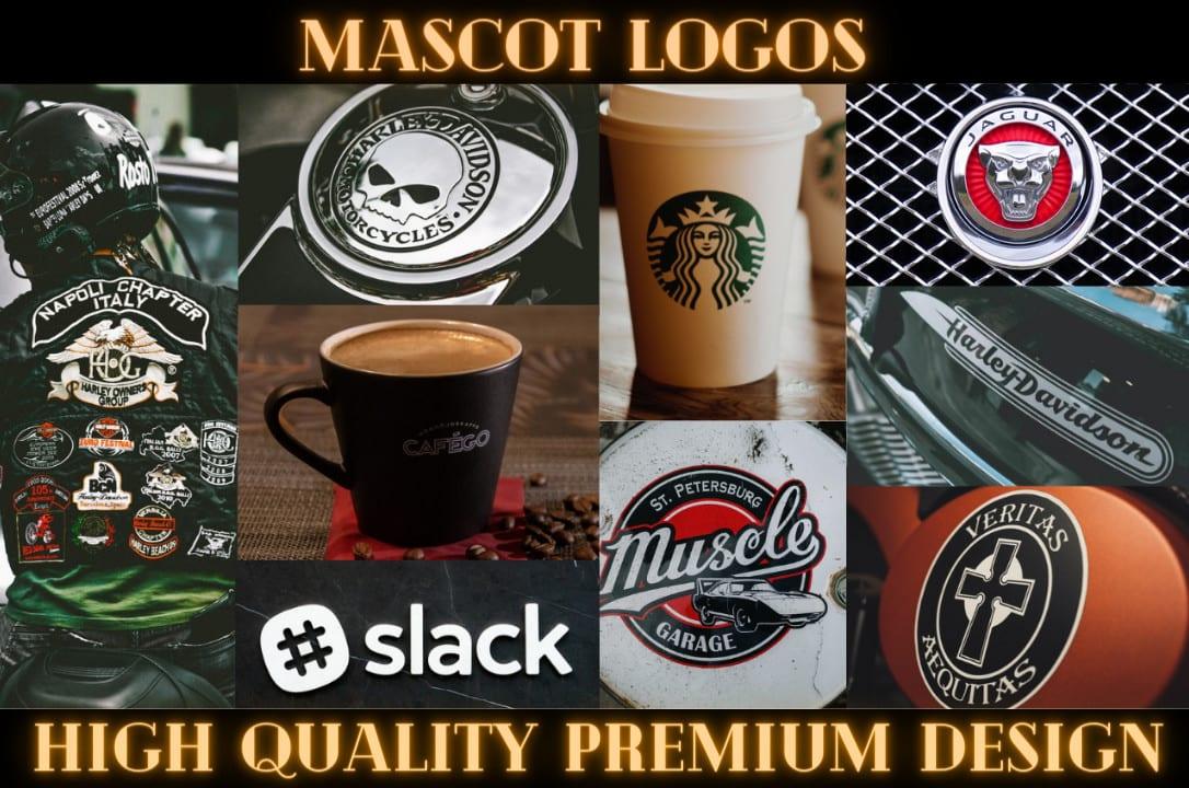 Get Premium Cartoon or Mascot Logo for Twitch,  Esports,  Sports
