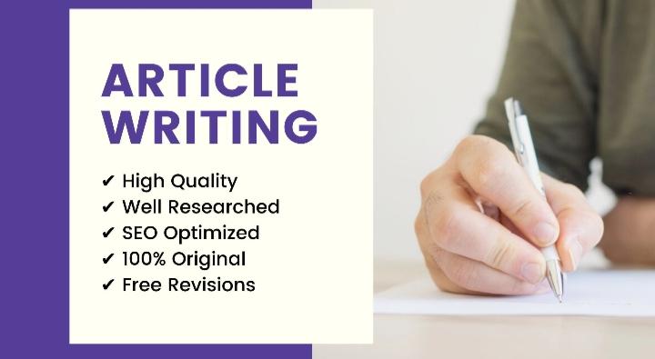 Get SEO Optimized Premium Article of 1000 words ORIGINAL