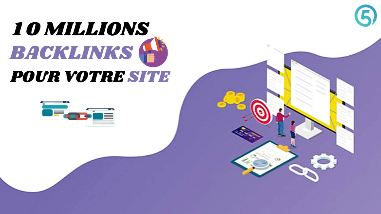 I will create 1 million dofollow backlinks for your site
