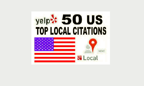 I will do 50 best USA local citations, Google my business