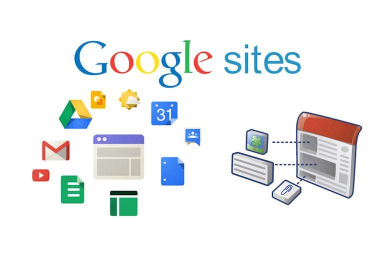 Create a custom google site in 24 hours