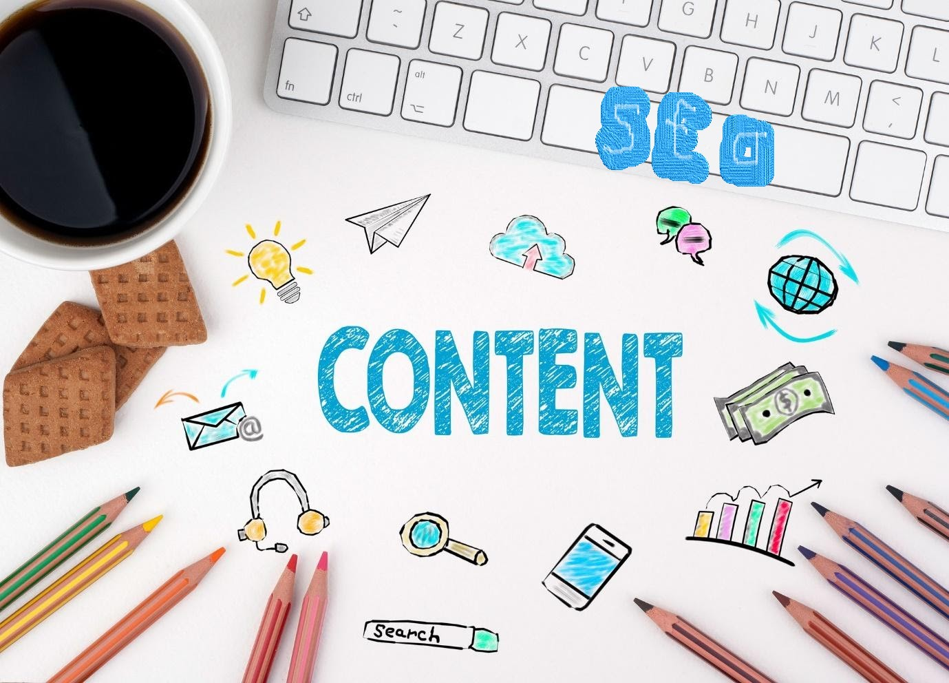 I will write SEO Web Content and blogs for your website