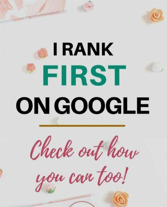Best SEO strategy 2021,  rank your website on google
