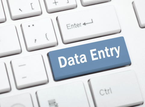 We will do accurate data entry,  web research and copy paste