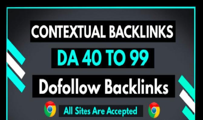 I will build 70 dofollow web 2.0 high authority backlink for google ranking