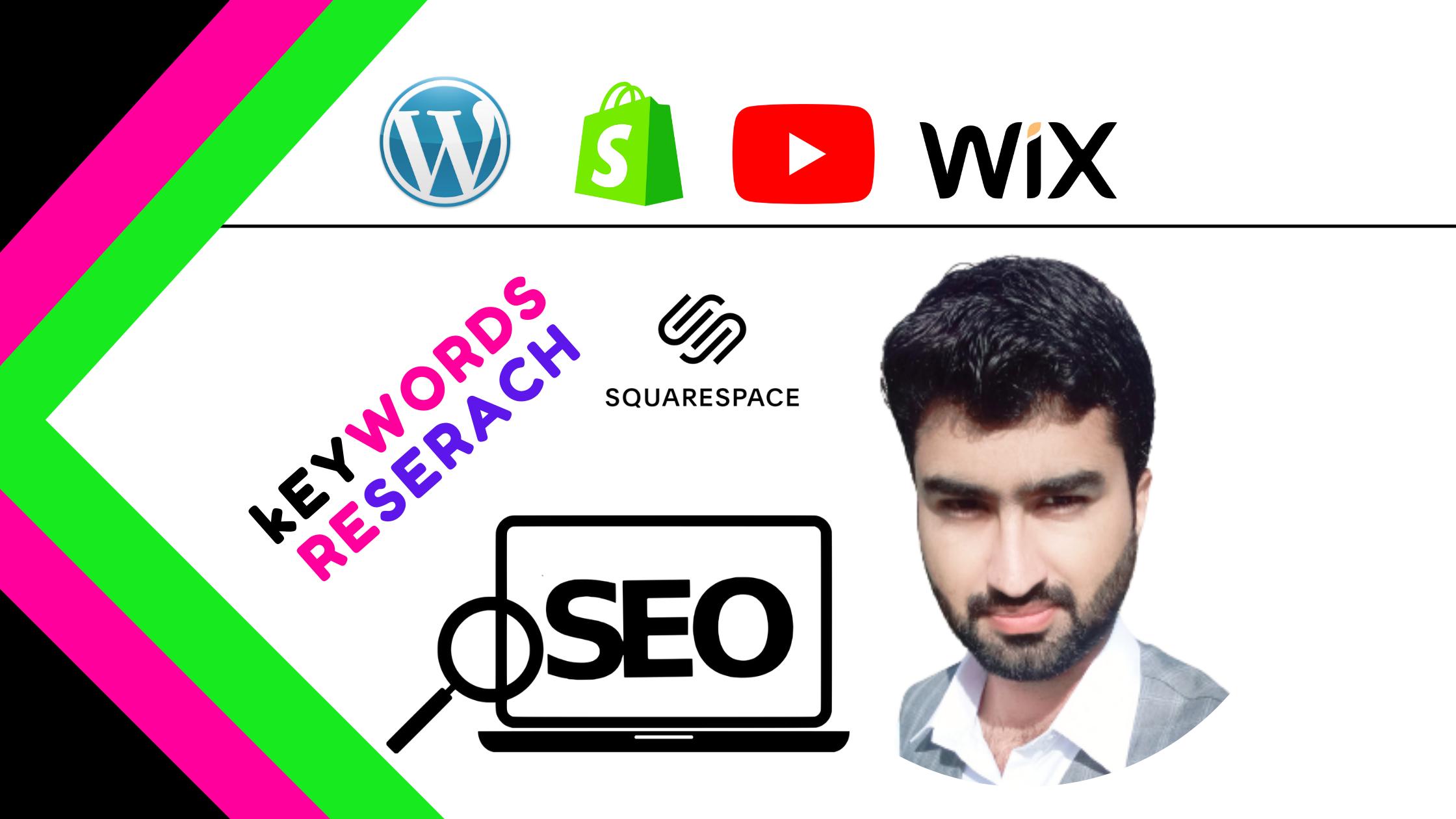 I will fix wordpress onpage SEO,  shopify expert,  wix website technical optimization