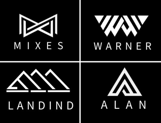 I will design MINIMALISTIC and UNIQUE logo creator and designer IN 24hrs
