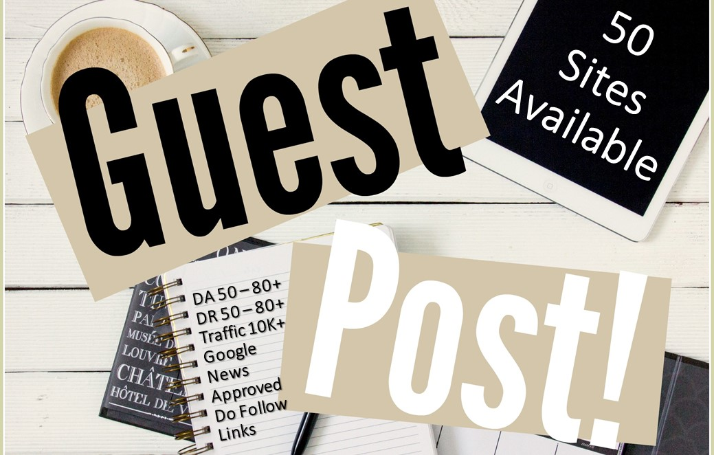 Guest Post on High Quality Websites