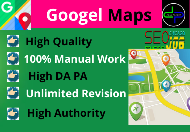 1100 Google Map Citation Manual Pointing for Local Business SEO