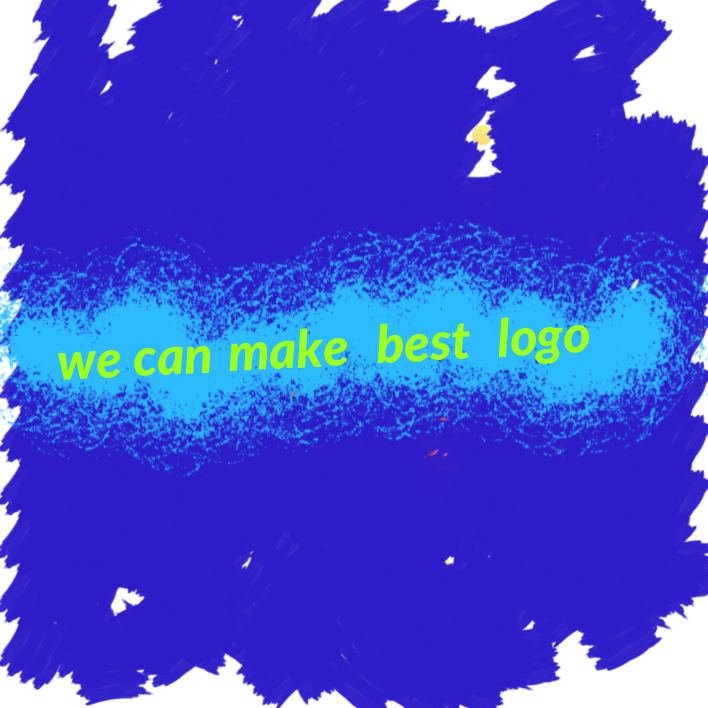 We can great logo make in short time