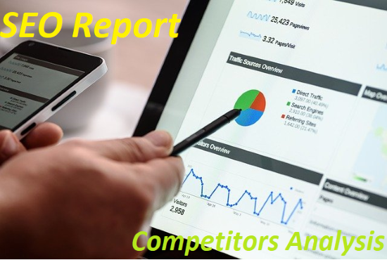 SEO Report and Competitors Analysis