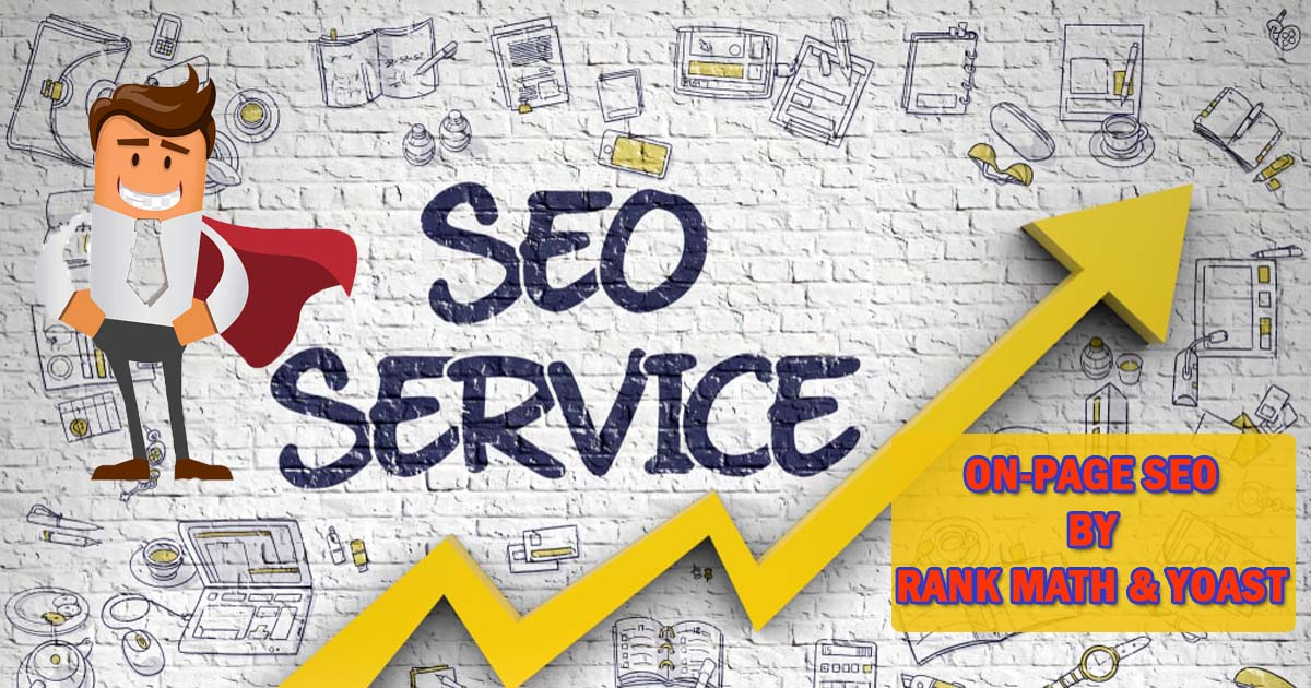 I will do WordPress on page & off page SEO with Rank math and yoast