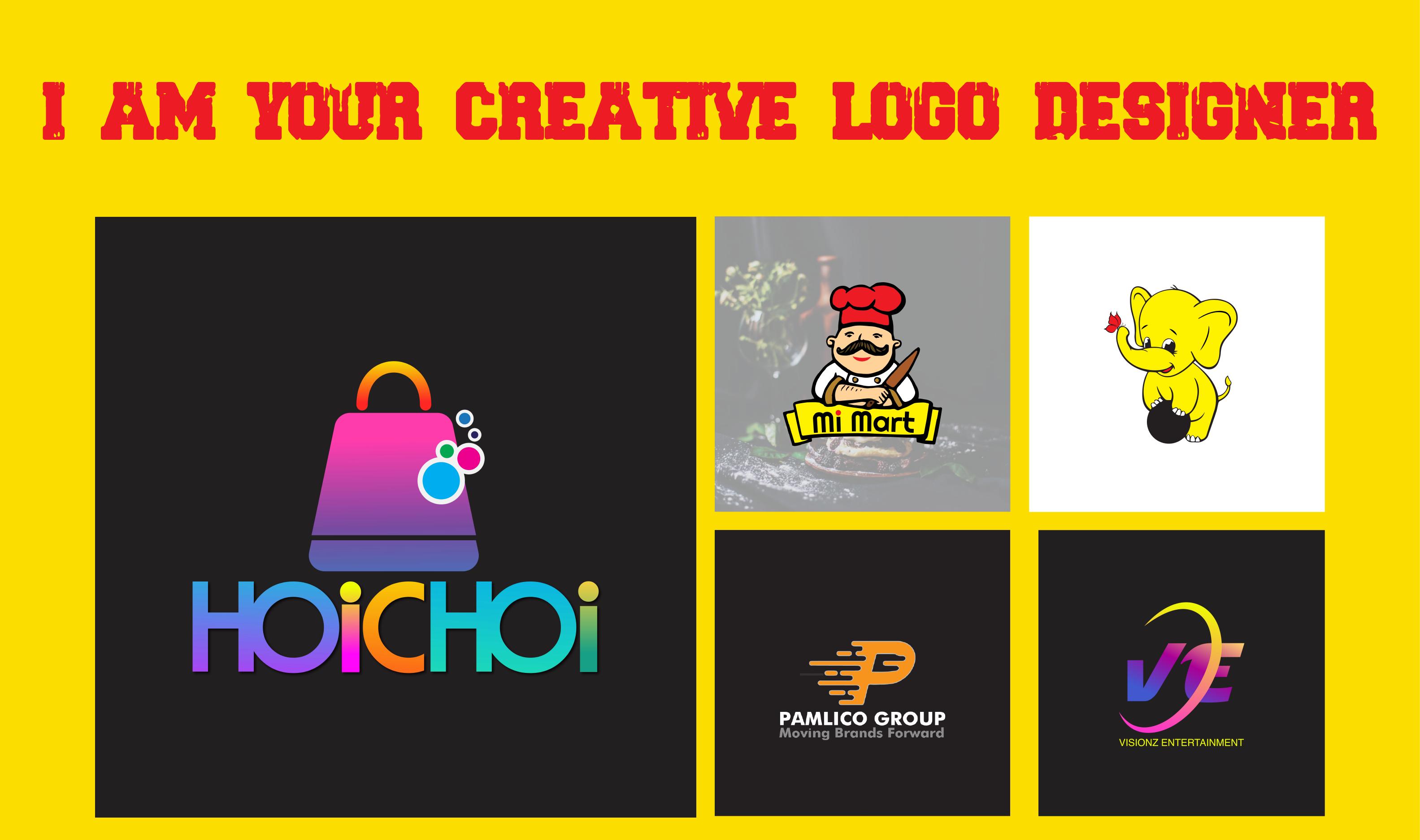 Shall we design a minimalist / modern / unique logo