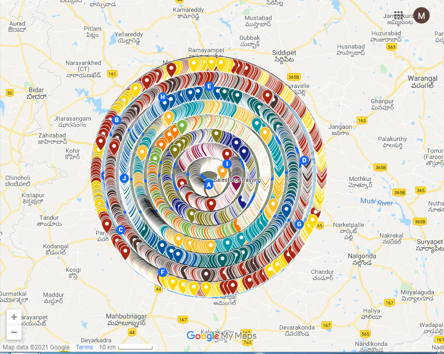 I will do 500 google map citations manually in 24 hours