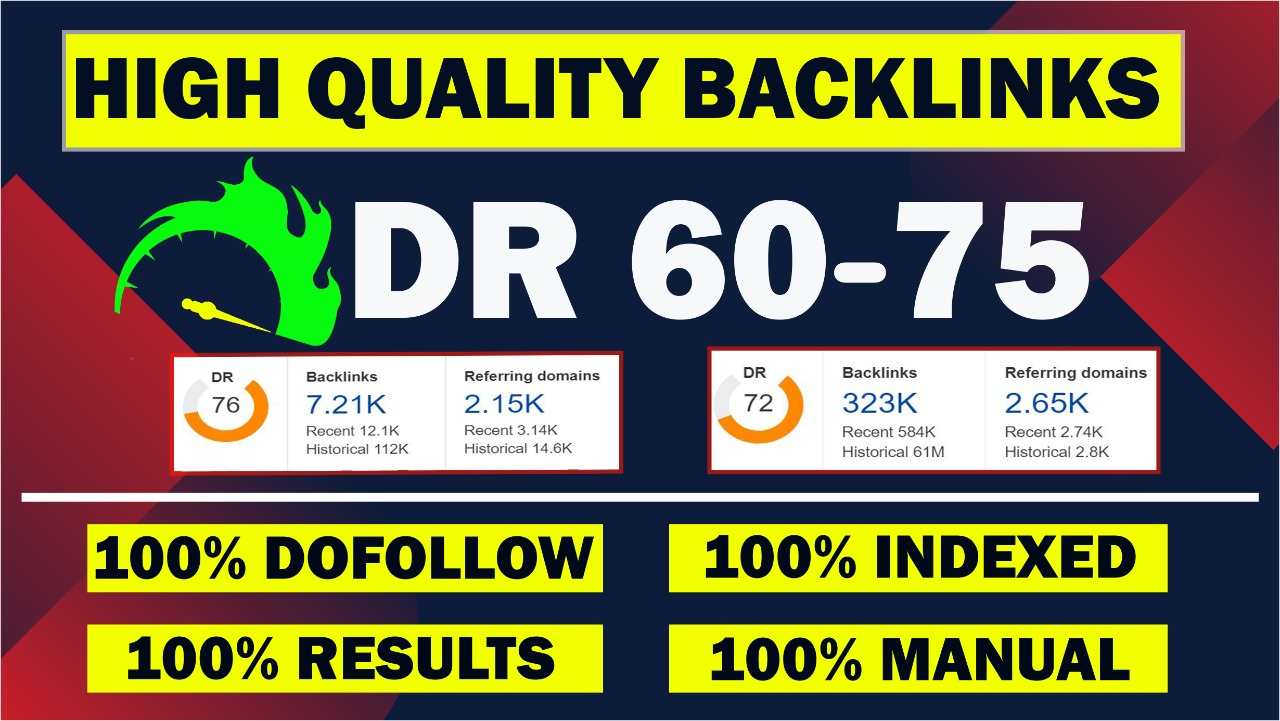 Skyrocket your website ranking on google through high quality seo backlinks