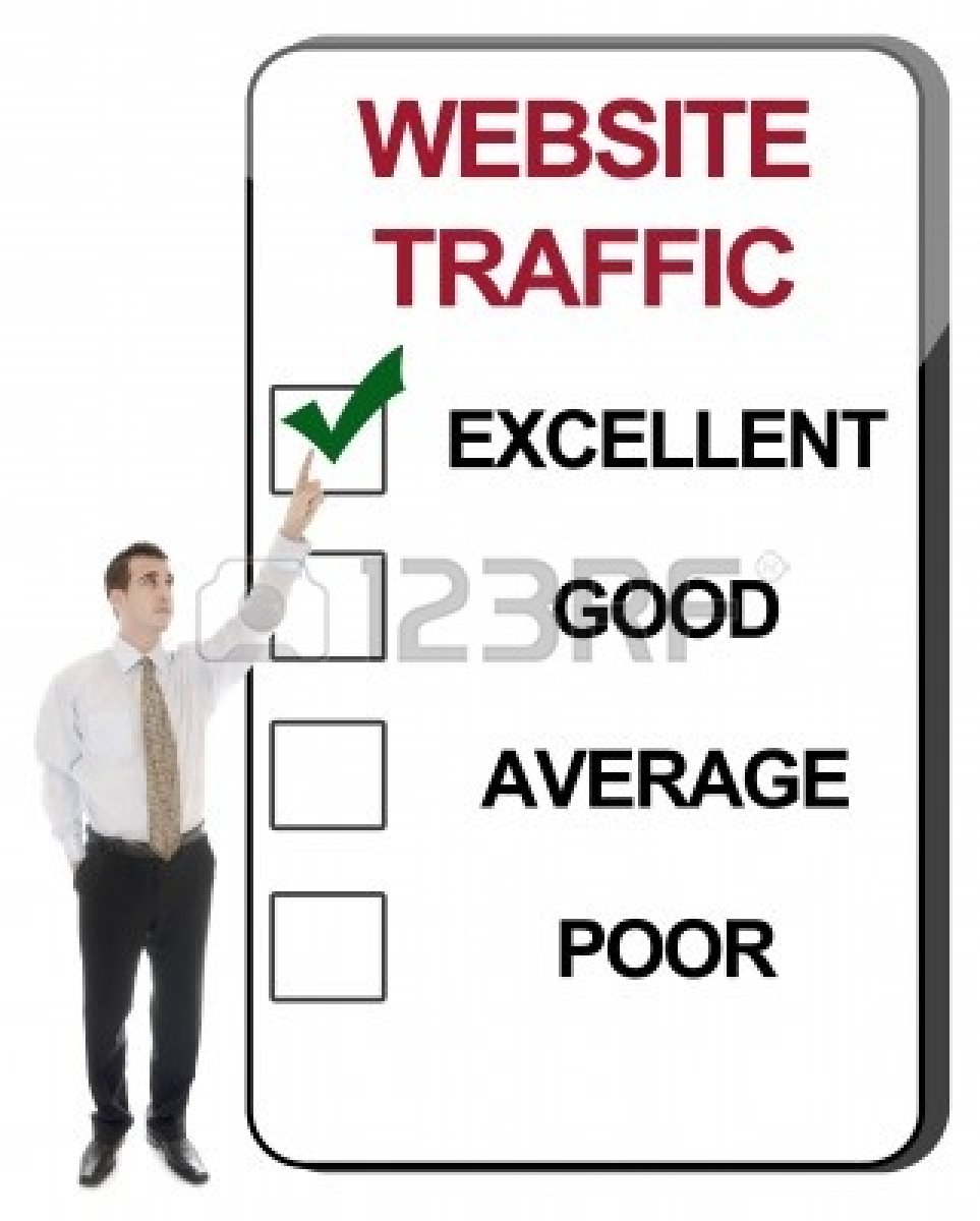 I will add 5k web traffic to your website or blog