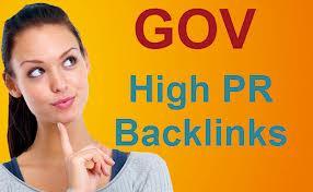 Textlink for Sale on our Gov 3 websites PR5