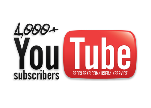 provide STAFF SELECTED 1,000+ Youtube Subscribers
