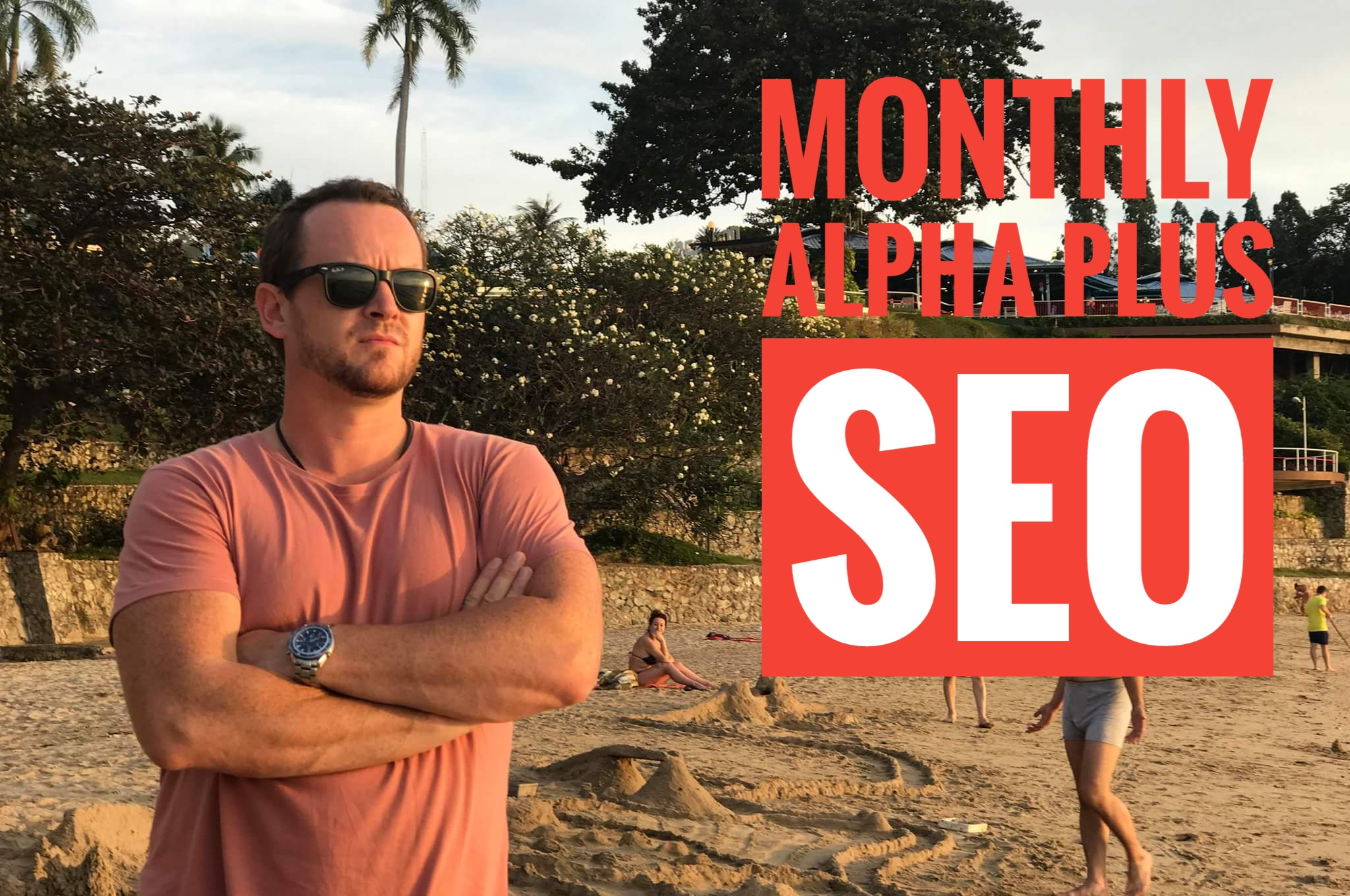 Monthly Alpha PLUS SEO v7.2 -Less Than 2 Bucks a Day, Your Monthly SEO is Taken Care Of
