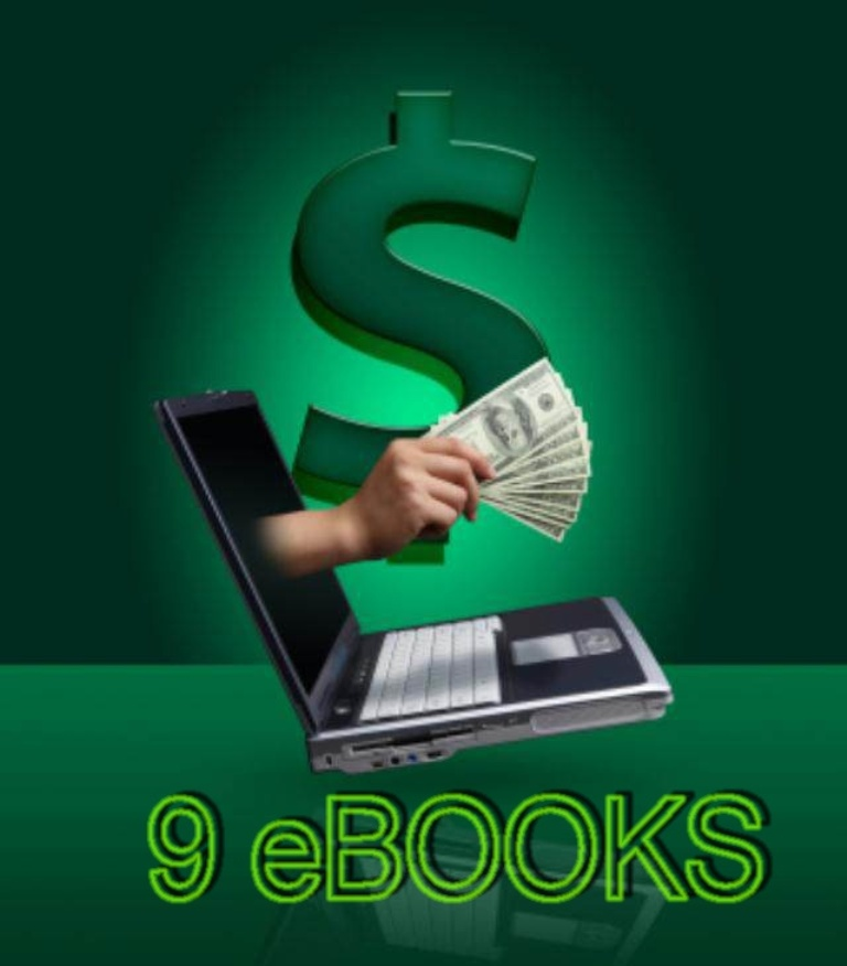 collection of emoney books(9 ebooks)