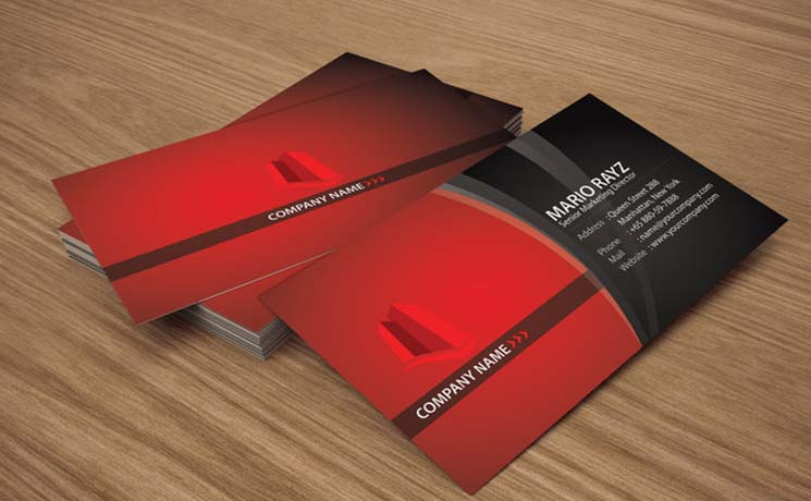 do professional a business card with high quality,  killer,  awesome for your personal business or company