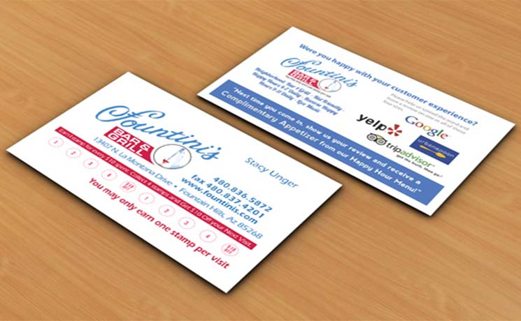 Do Professional A Business Card With High Quality Awesome For Your Personal
