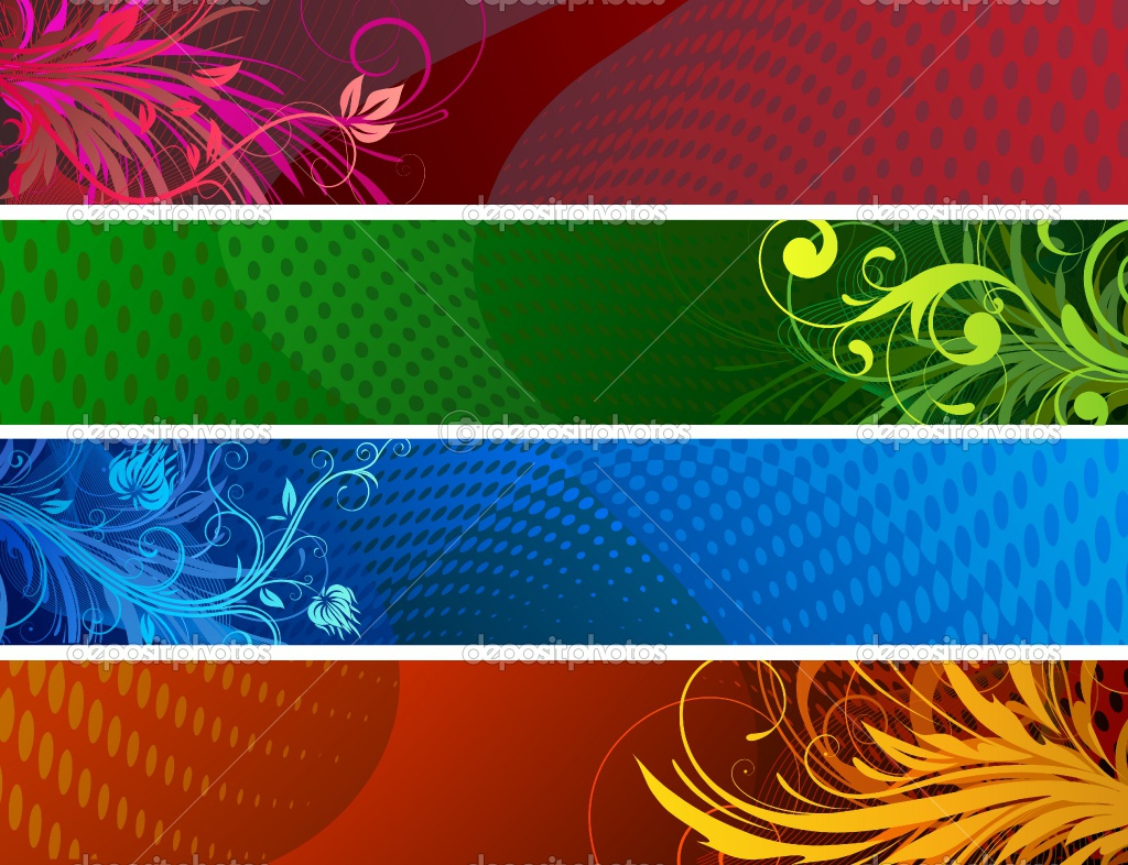 design for banner - Template