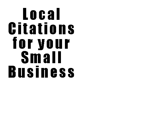 provide you with a Citation report for your small business