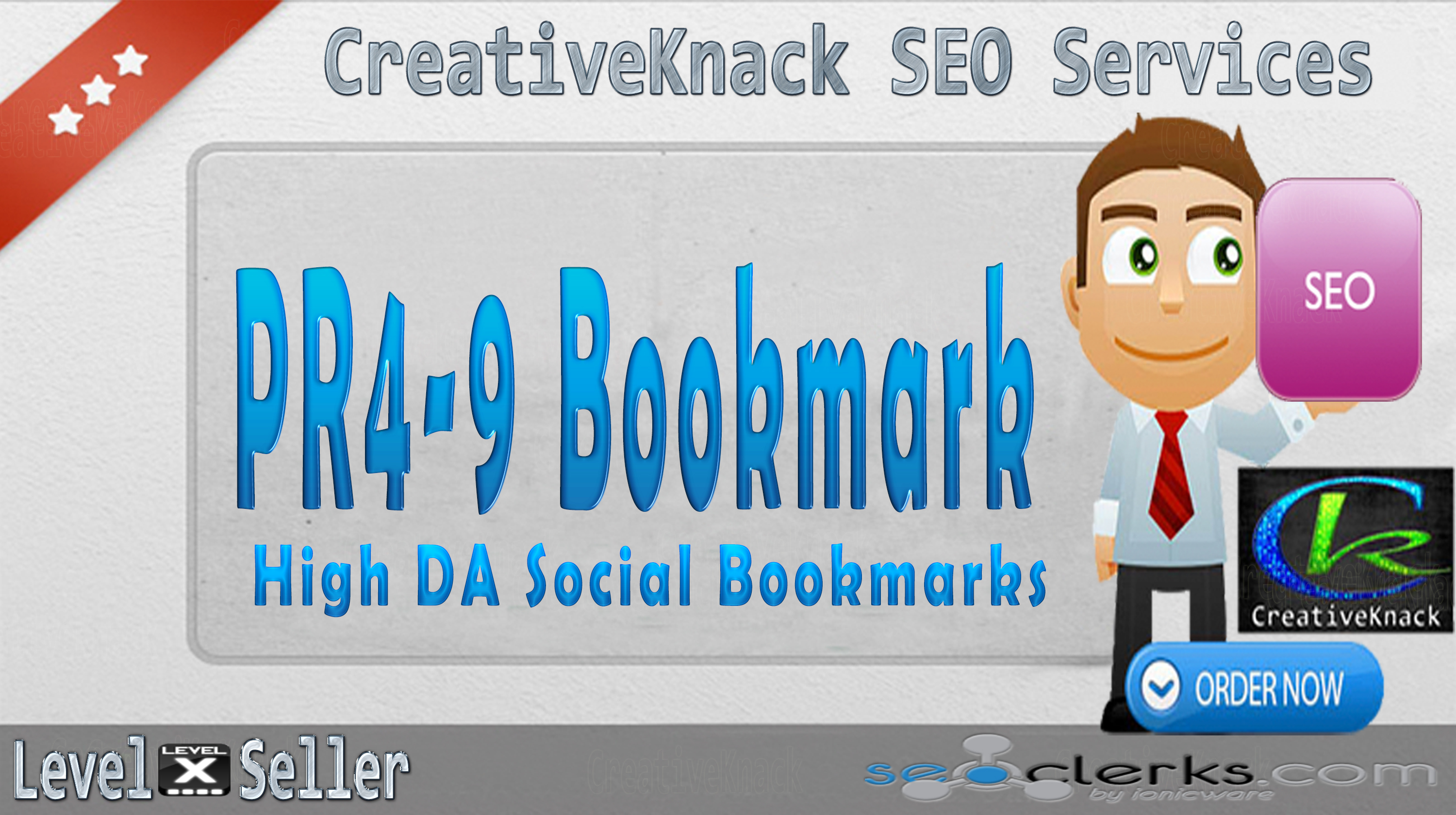 30+ High PR4-9 Social Bookmarks only