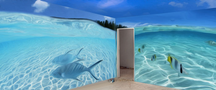 ... 25 Beautiful Wall Mural Paintings From Top Artisits Around The World ... Part 76