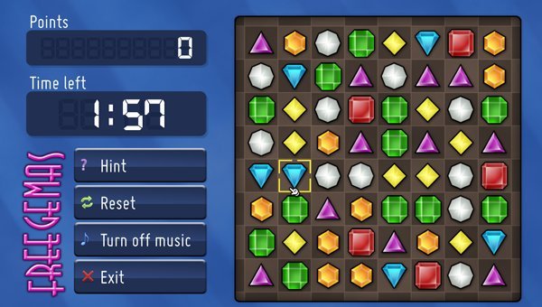 I will send android jewelry game code source for