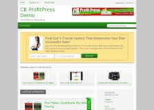 Clickbank Theme Profit Press only for the first 5 buyers