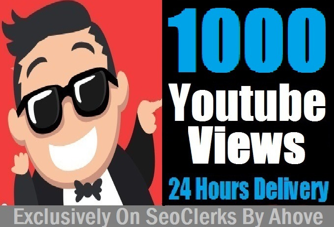 Start Instant Video Promotion With 1000 Views
