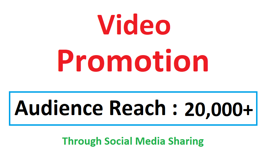 Video Viral Marketing Promotion