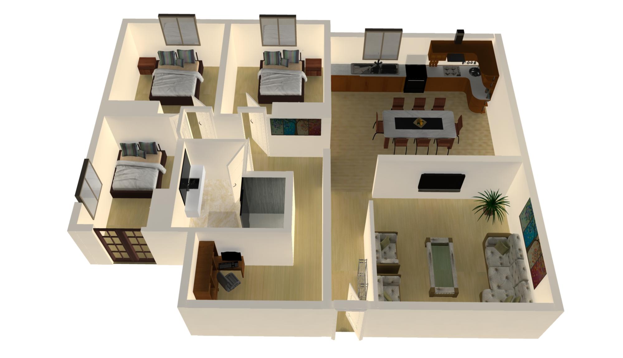 Create A Floor Plan