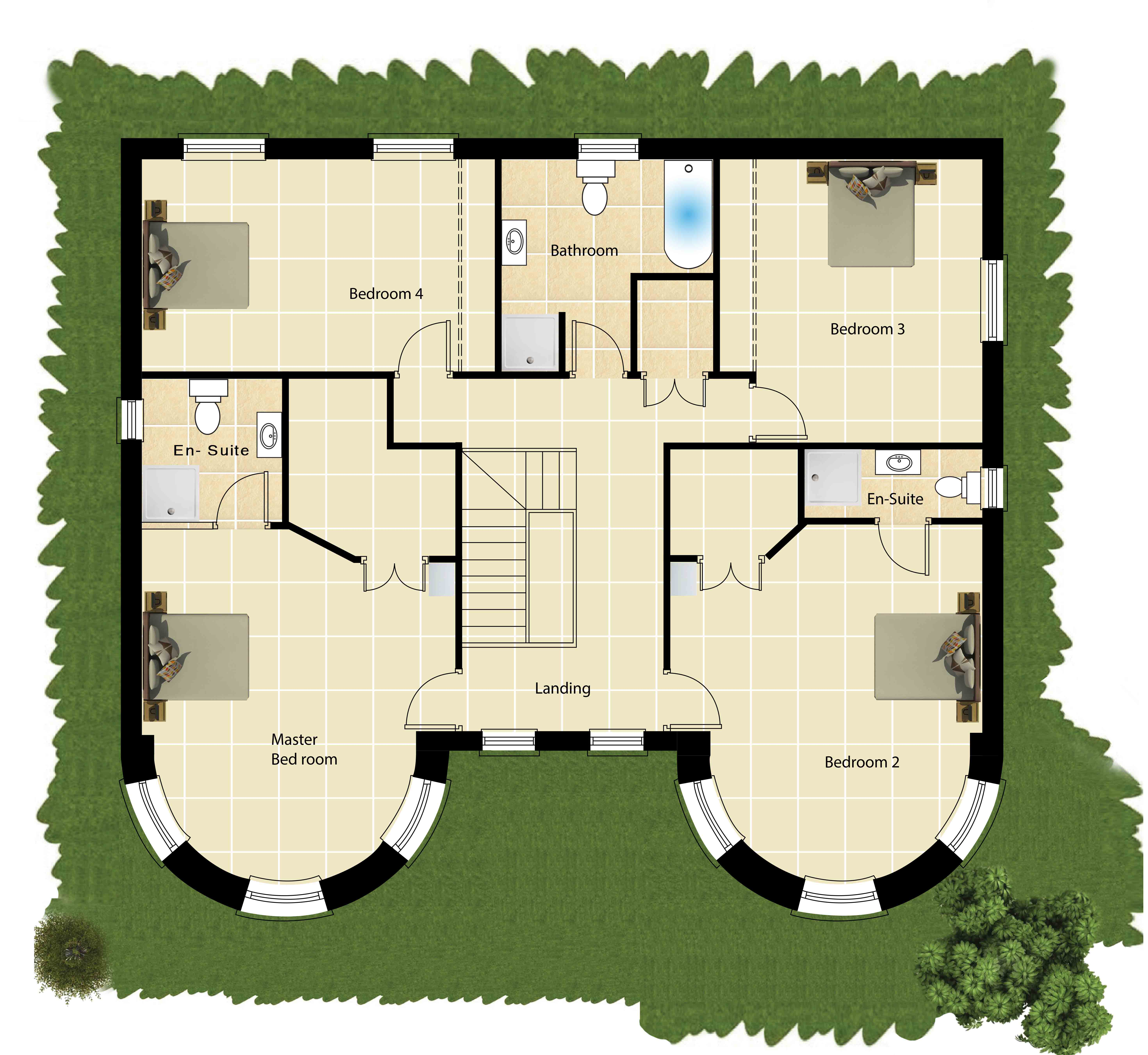 I Will Create A 2d Floor Plan With Objects For 5 Seoclerks