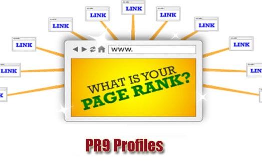 200 PR9 Gov/Edu + Profiles links High DA Websites