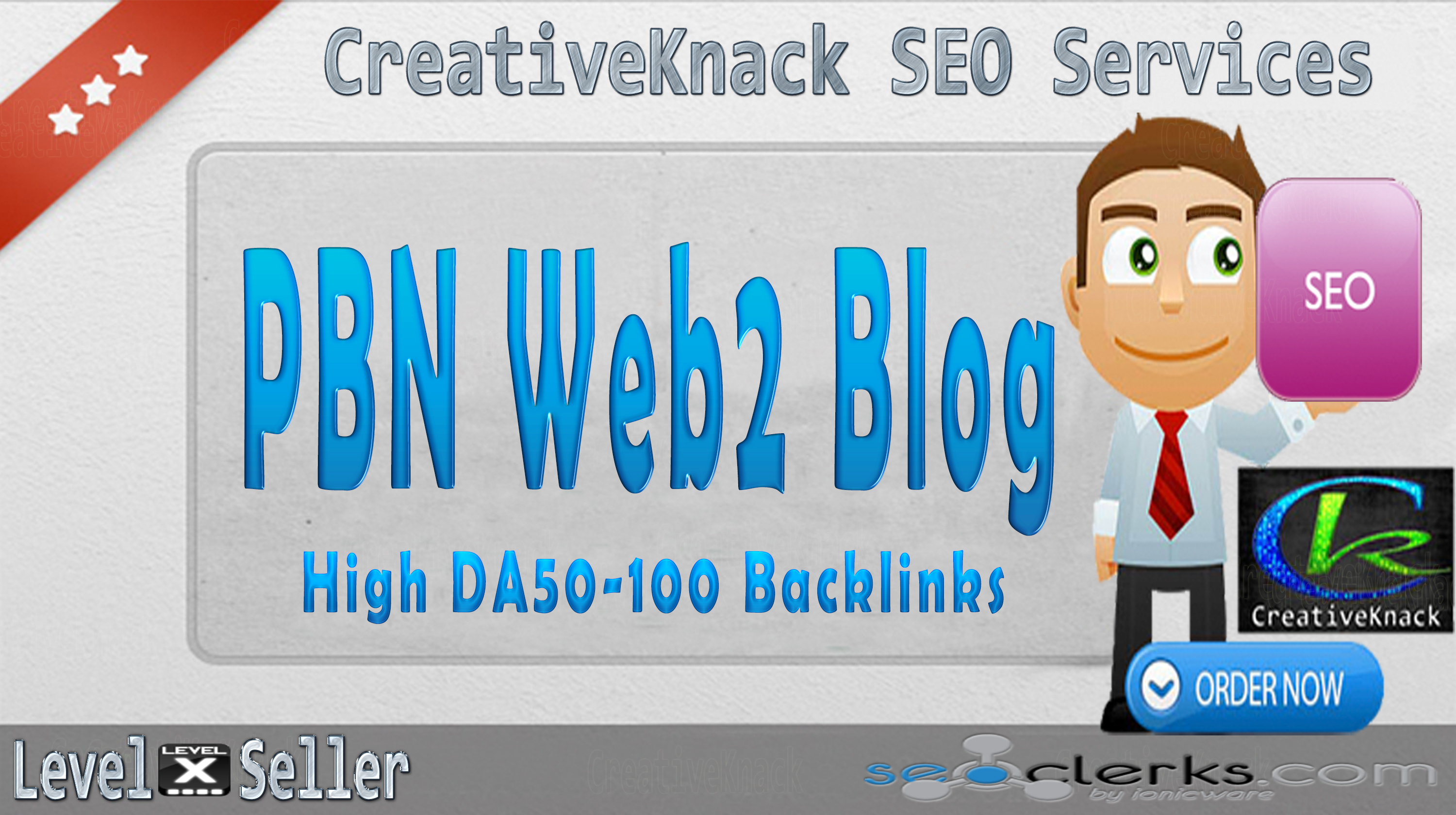 PBN Manually DA50-100 30+ Web 2.0 Blog Creation with unique article only