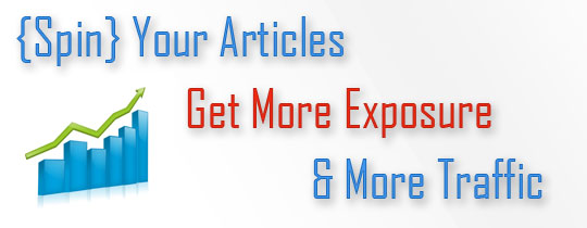 5 Different spins to an article of your choice