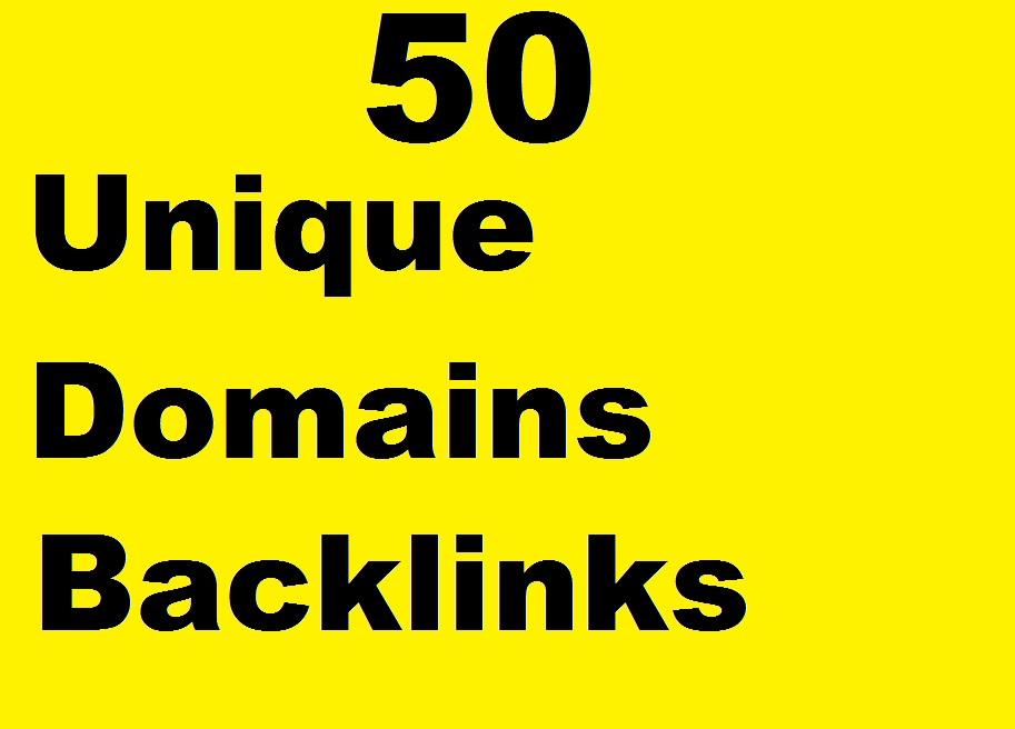 do 50 PR2+ Unique domain blog comments