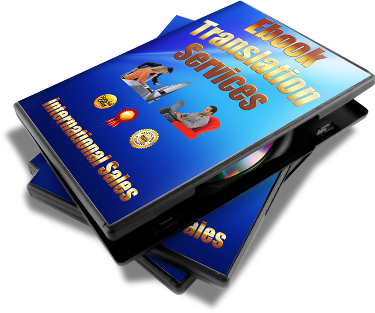 I will translate your ebook into another language