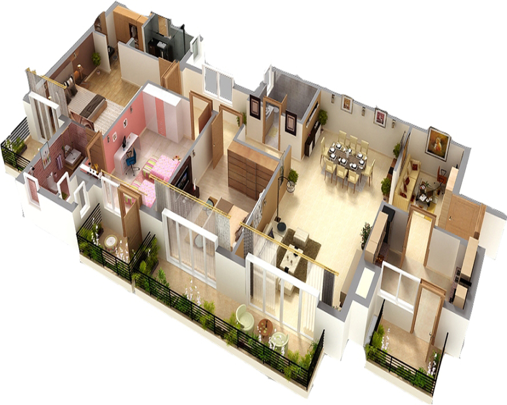 Create A Floor Plan For Your 3d From 2d