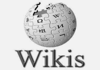 Give You 5000 Wiki Backlinks